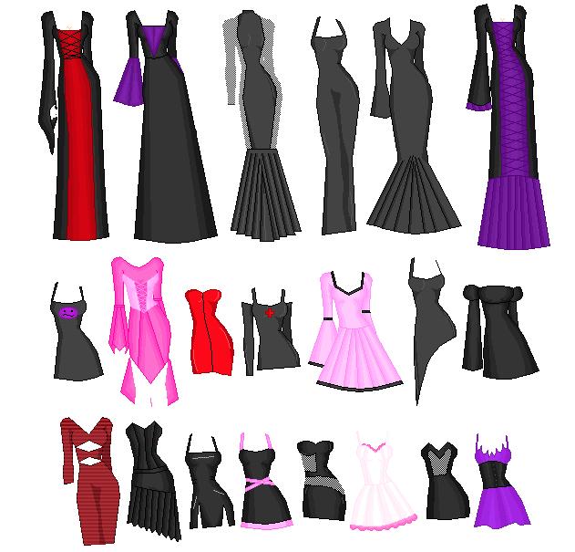 Bianka KiSS Set dresses