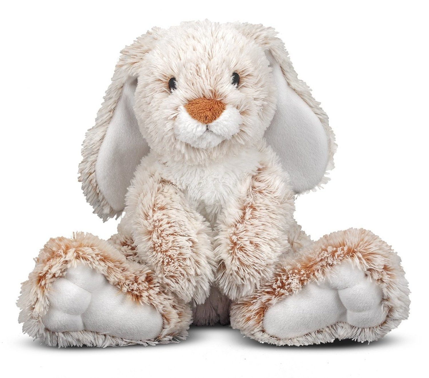 The Melissa And Doug Princess Plush Burrow Bunny