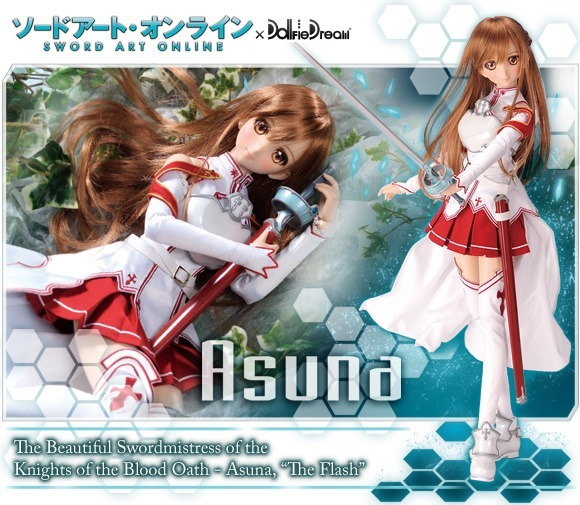 dollfire dream asuna